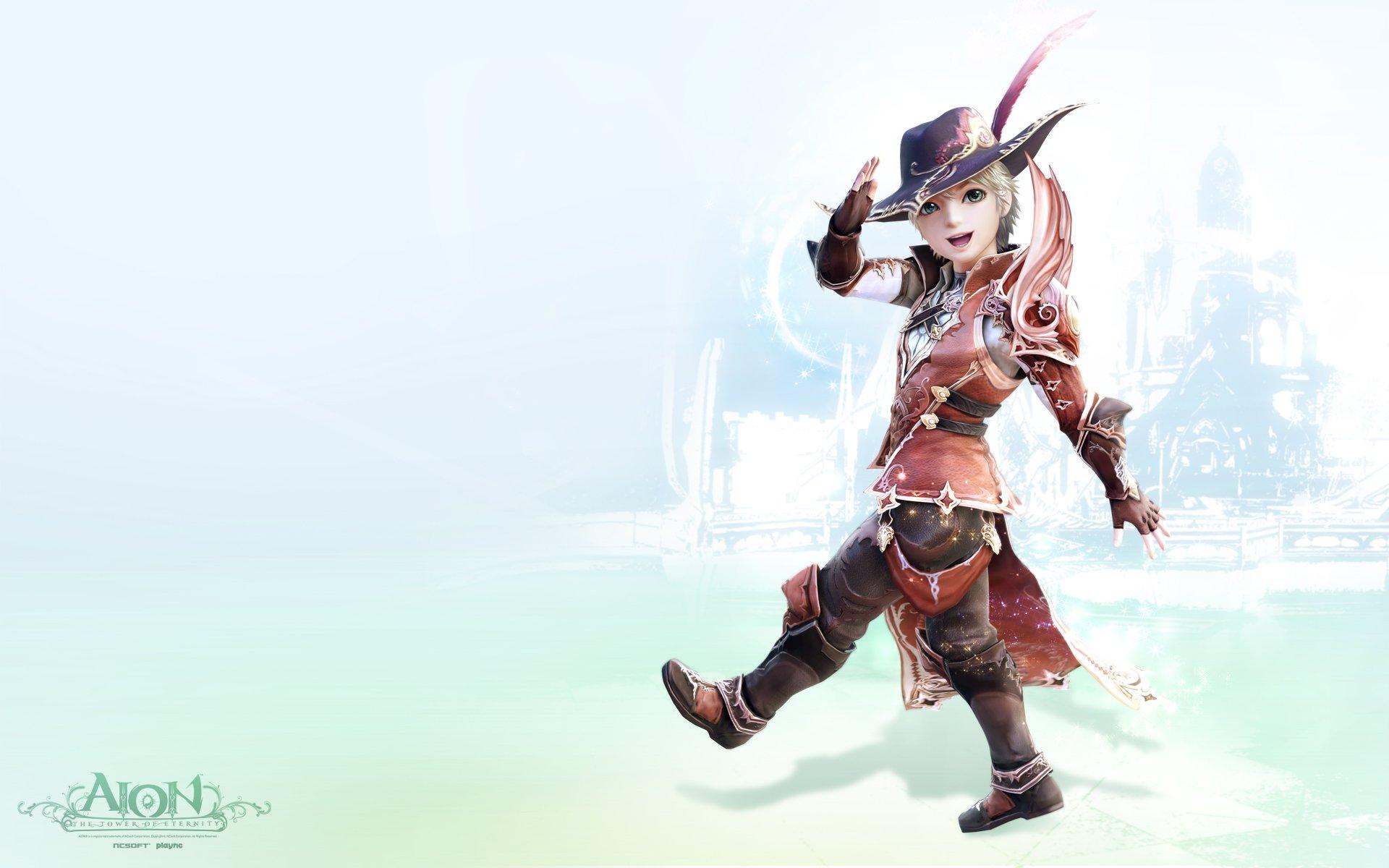 Картинки персонажей айон