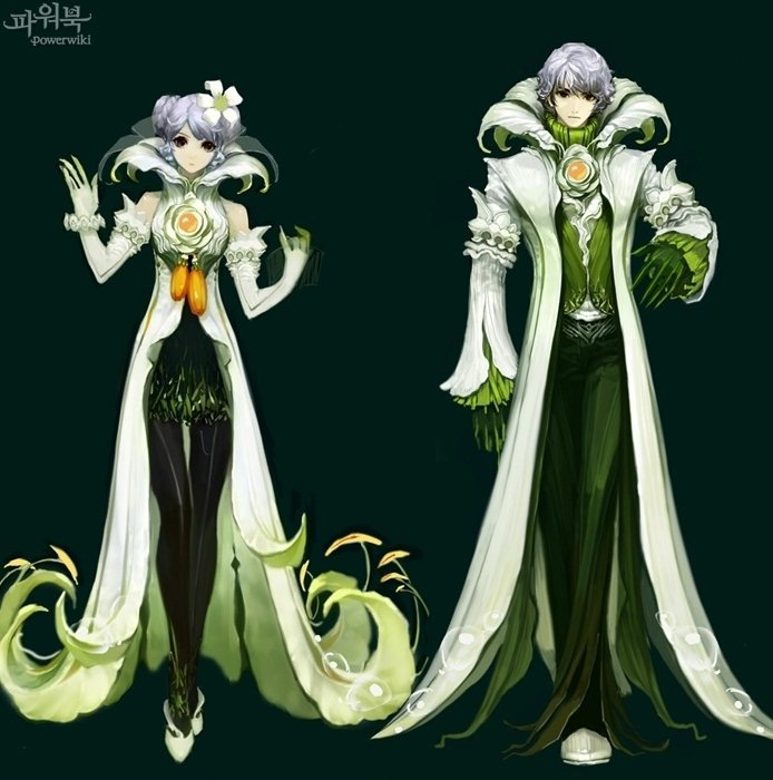 [Aion 3.5] Pure Lilies Item Series