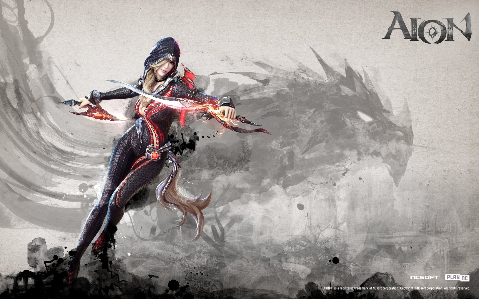 Aion 3 5 Official Wallpapers Daeva S Report