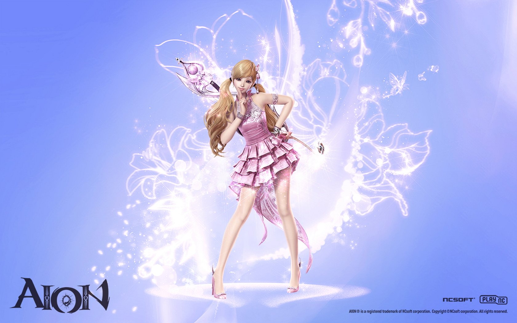 aion 4 0 four new wallpapers daeva 39 s report