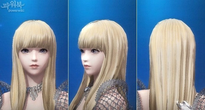 5 Hairstyles: [Aion 4.5] New Hairstyles