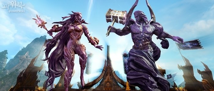Furthermore they are eager and ready for fighting in the new Aion 4.7 update!