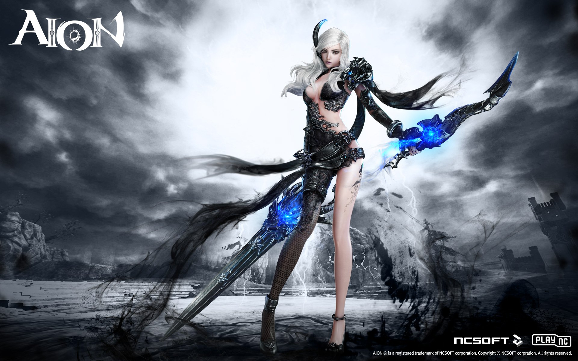 K Aion Two New Wallpapers From The New World Daeva S Report